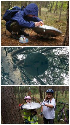 Abducted! — VESMIRNA FEDERACE (GC4RFG2) — Geocache of the Week for March 26, 2015. As geocachers, we spend a lot of time in the wilderness. Sometimes, things can get a little weird. Every geocacher that has found this geocache has reported a UFO sighting. Strange coincidence? Find it and you be the judge. (Pics from the Geocaching Blog stitched together by I.B. Geocaching & pinned to Creative Geocache Containers - pinterest.com/islandbuttons/creative-geocache-containers/)  #IBGCp