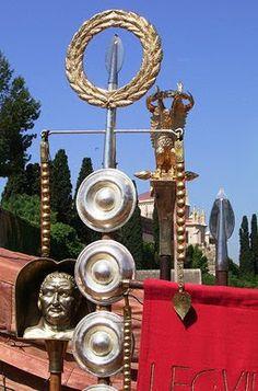 Romano Impero: I SIMBOLI DI ROMA