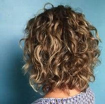 Image Result For Thick Highlights Tight Curly Hair With Images