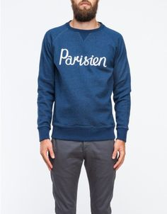 Parisien Round Neck Sweater