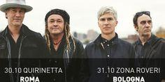 Nada Surf tornano in Italia: due date ad ottobre