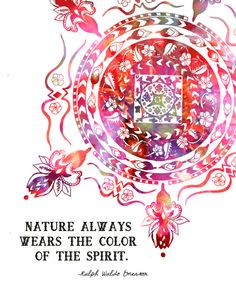 """""""Nature always wears the color of the spirit. Hippie Love, Hippie Style, Boho Style, Emo, Emerson Quotes, Hippie Quotes, Festival Chic, Metallic Prints, Wedding Tattoos"""