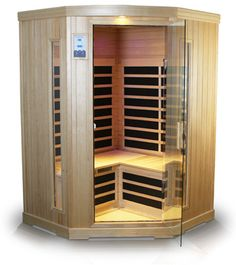 Soak up the benefits of far-infrared sauna in the comfort and privacy of your own home – saunas have never been this soothing to the body and soul! http://products.mercola.com/saunas/