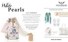 White Pearls, Mykonos , White Boutique
