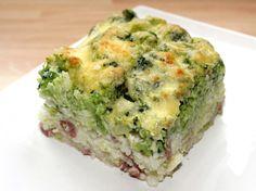 Csőben sült brokkoli recept