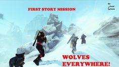 Rise of Iron first mission