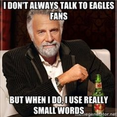 Eagles Suck