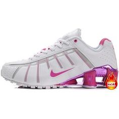 best website e2faf 7c8d7 Womens Nike Shox NZ 3 OLeven White Pink Nike Shox Nz, Nike Shox Shoes,