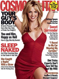 Magazine photos featuring Britney Spears on the cover. Britney Spears magazine cover photos, back issues and newstand editions. Britney Spears 2002, Britney Spears Body, Britney Spears Pictures, Divas, Britney Jean, Cosmopolitan Magazine, Looking Gorgeous, Covergirl, My Idol