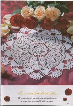 Kira scheme crochet: Scheme crochet no. 988