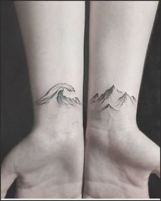 20 MATCHING TATTOO IDEAS FOR SISTERS To Create A Lasting Bond ...