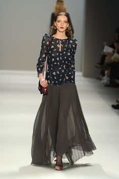 New York Fashion Week: Rebecca Taylor, Fall 2011