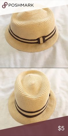 Hat Brown lining Other
