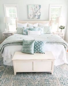 "comfortable master bedroom design ideas for your home 45 > Fieltro.Net - comfortable master bedroom design ideas for your home 45 > Fieltro.Net""> 56 Comfortable Master Bedroom Design Ideas For Your Home > Fieltro. Shabby Chic Master Bedroom, Master Bedroom Design, Modern Bedroom, Bedroom Designs, Bedroom Small, Colors For Master Bedroom, Romantic Master Bedroom Ideas, Spare Bedroom Ideas, Light Gray Bedroom"