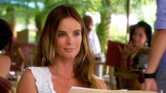 """""""Wow, guy's got a real passion for making things go kaboom."""" [Fi Glenanne]   Pictured: Fiona Glenanne (Gabrielle Anwar)"""