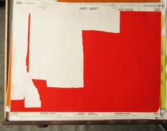 Pantone by Letraset Superwarm Red-A Letrafilm Color/Tint Overlay.