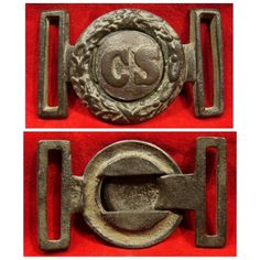 Dug Confederate Sword Belt Buckle This Is A Fabulous Looking Richmond Arsenal 2 Piece Cs Dug By The Late Albert Je Confederate War Belt Confederate Soldiers