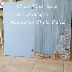 Creare effetto finto legno con i prodotti Autentico Paint. Come dare nuova  vita ai mobili ... cb3233d1a3ba
