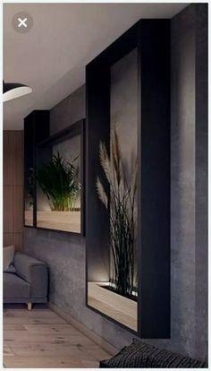 Simple Contemporary Home Decor Ideas That Inspire ideen wandge. Simple Contemporary Home Decor Ideas That Inspire ideen wandgestaltung Simple Contemporary Home Deco. Home Interior Design, Interior Decorating, Stairway Decorating, Stylish Interior, Diy Interior, Modern Interior, Diy Casa, Contemporary Home Decor, Image House