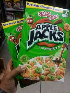 Greatest cereal on the planet