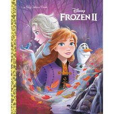 Disney's Frozen 2 Big Golden Book by Penguin Random House