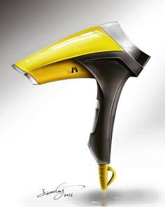 rendering product freehand digital cool and warm light Id Design, Sketch Design, Shape Design, Tool Design, Sketch Inspiration, Design Inspiration, Cv Website, Presentation Techniques, Industrial Design Sketch