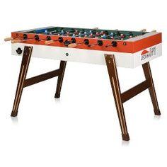 Retro soccer table