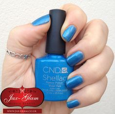 Shellac in Water Park By Jax-Glam Mobile Beauty, Bristol & South West