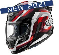 Helmet Design, Red