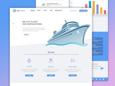 Shipperz Website by Swayam Tech Lab