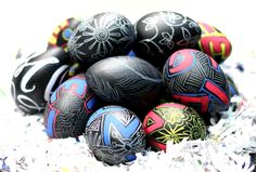 cool Easter Eggs Decoration Ideas