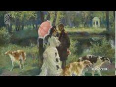 "Old Russian Waltz ""Expectation"". Старинный вальс ""Ожидание"""