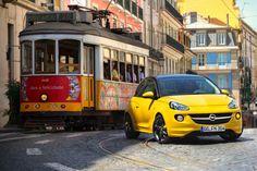 Opel Adam Lisbon
