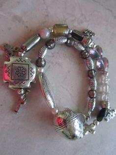 Tell a story bracelet