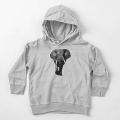 Do like the elephants; Walk strong and proud through life. Great gift for your friends and family members who loves elephants. Low Poly, Elephants, Chiffon Tops, Walking, Strong, Pullover, Hoodies, Friends, Gift