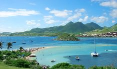 St. Maarten / St. Martin - beautiful island with a dual personality, French & Dutch!