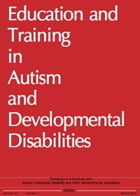Autism peer reviewed journals