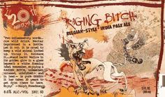 Flying Dog Raging Bitch - great beer