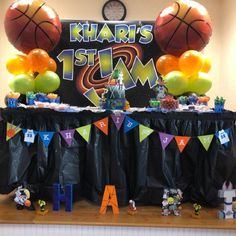 added a photo of their purchase Baby Boy 1st Birthday Party, First Birthday Parties, First Birthdays, Birthday Ideas, Space Jam Theme, Looney Tunes Party, Looney Toons, Photos, Baby Shower