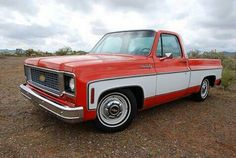 1973 Chevy C10 1/2 Ton