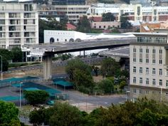 Cape Town's unfinished highway