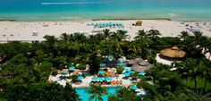 South Beach Miami Luxury Resorts Hotels | The Palms Hotel & Spa | Miami Beach Hotels on Collins Ave