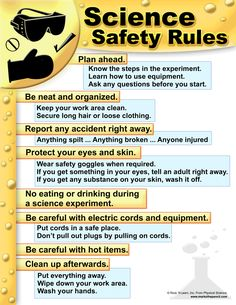 Classroom Social Contract Examples | Science Safety Contract