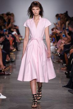 Zac Posen Spring 2017 Ready-to-Wear Collection Photos - Vogue