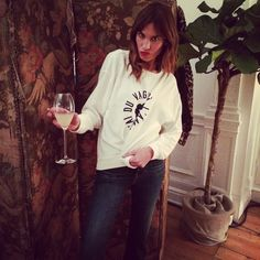 """Alexa Chung for AG Jeans"" UK press preview"