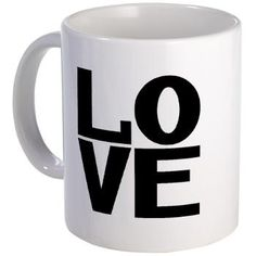 Love Mug from http://LabelMeHappy.com