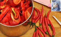 Stop A  Heart Attack In Seconds With Cayenne Pepper?
