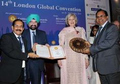SBI Wins Golden Peacock Award 2014 for Sustainability in London
