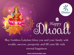 #ChoiceBroking Choice Family wishes you all Happy #Diwali #Laxmipuja