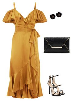 """""""Showstopper"""" by allieofficial on Polyvore featuring Temperley London and Giuseppe Zanotti"""
